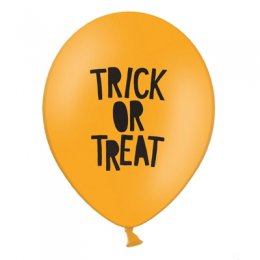BALLONGER 6-PACK | trick or treat - orange