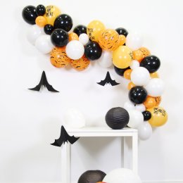 BALLONGGIRLANG HALLOWEEN | 2,5 m - orange