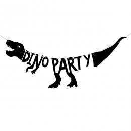 BANNER | dino party