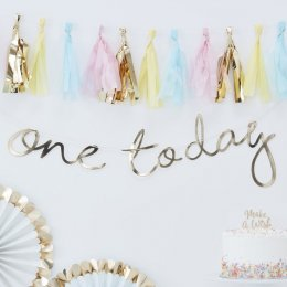 BANNER | one today