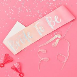 BRIDE TO BE SASH | bride tribe