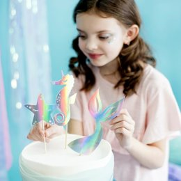 CAKE TOPPERS | mermaid