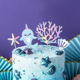 CAKE TOPPERS | narval