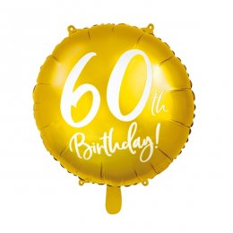 FOLIEBALLONG | 60th birthday