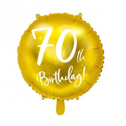FOLIEBALLONG | 70th birthday