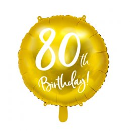 FOLIEBALLONG | 80th birthday