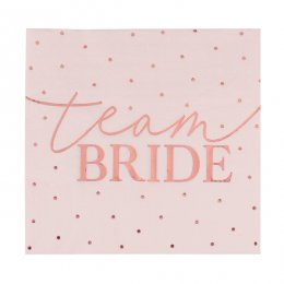 SERVETTER | team bride - blush