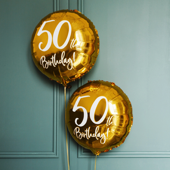 FOLIEBALLONG | 50th birthday