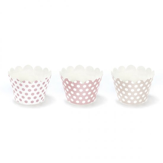 CUPCAKE WRAPPERS | rosa