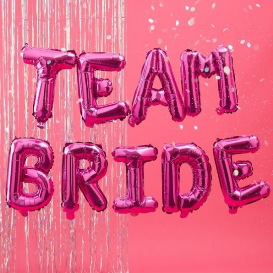 FOLIEBALLONGER | team bride