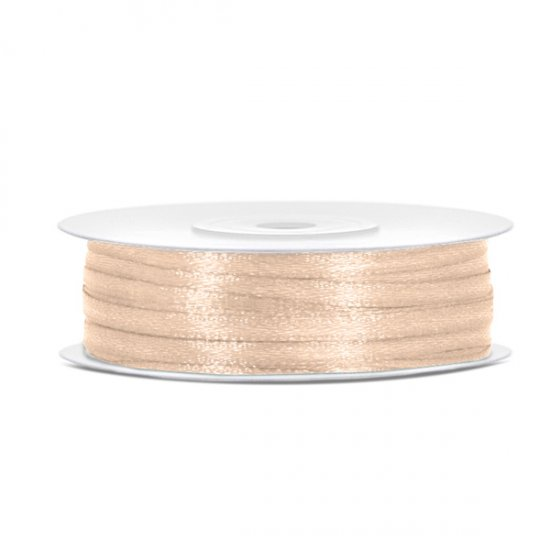 SATINBAND 3 mm | cream